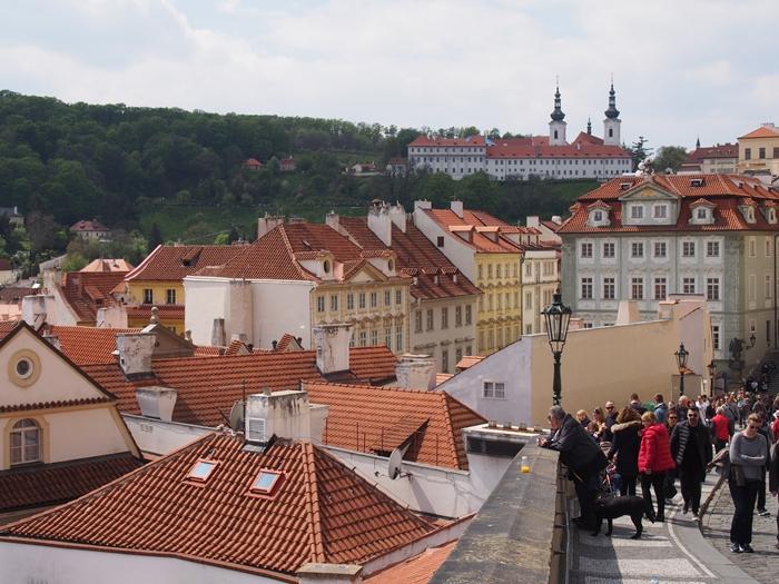 【チェコ02】中世ヨーロッパの雰囲気を色濃く残す世界遺産都市プラハの町歩き (43)