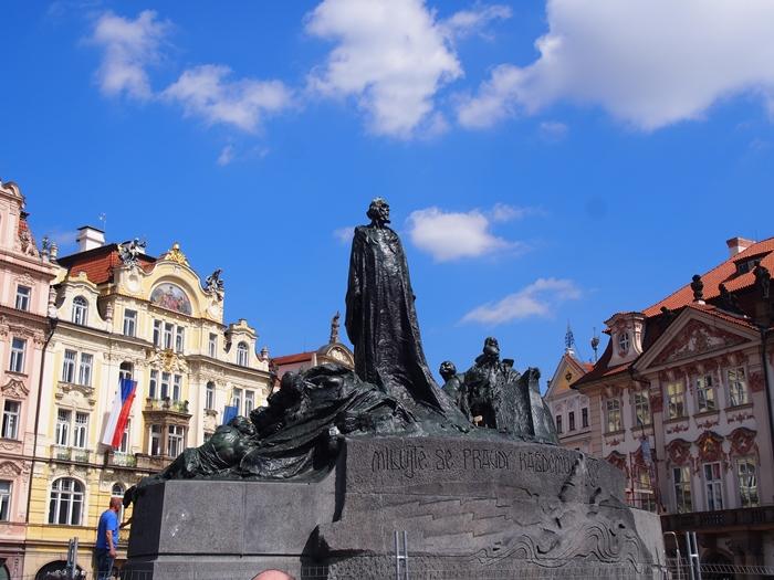 【チェコ02】中世ヨーロッパの雰囲気を色濃く残す世界遺産都市プラハの町歩き (28)