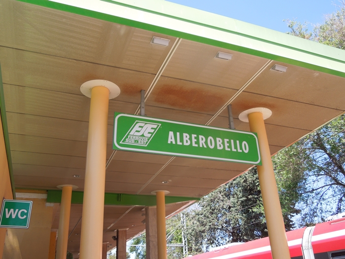 【イタリア02】イタリア上陸!まずはトンガリ屋根の世界遺産アルベロベッロ! (5)