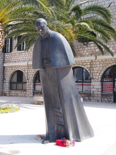 【クロアチア06】青い海とオレンジ色の屋根…ジブリのモデル、ドゥブロヴニク観光2 (21)