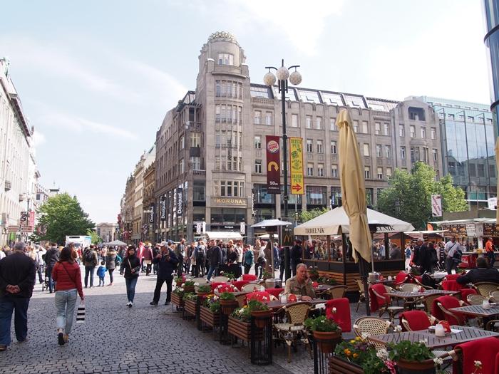 【チェコ02】中世ヨーロッパの雰囲気を色濃く残す世界遺産都市プラハの町歩き (19)