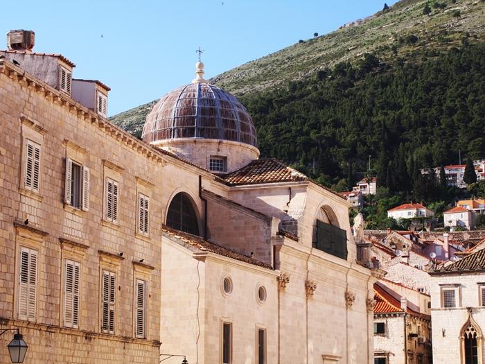 【クロアチア05】アドリア海の真珠!世界遺産の城塞都市ドゥブロヴニク観光Part1 (32)