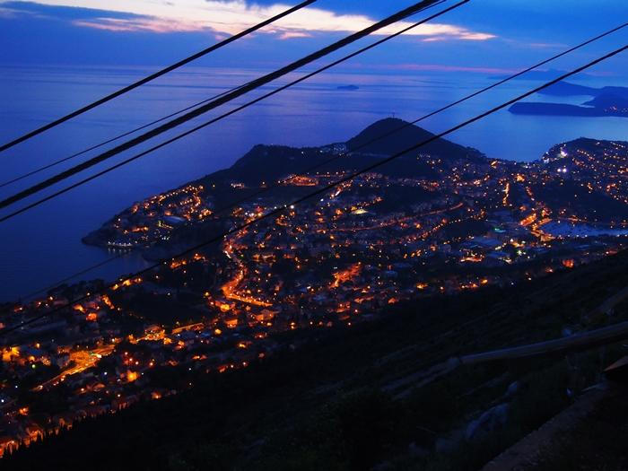 【クロアチア06】青い海とオレンジ色の屋根…ジブリのモデル、ドゥブロヴニク観光2 (19)