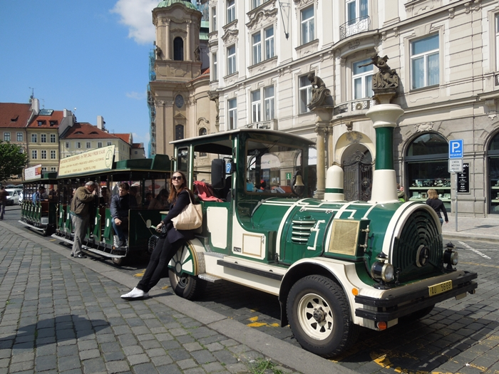 【チェコ02】中世ヨーロッパの雰囲気を色濃く残す世界遺産都市プラハの町歩き (9)