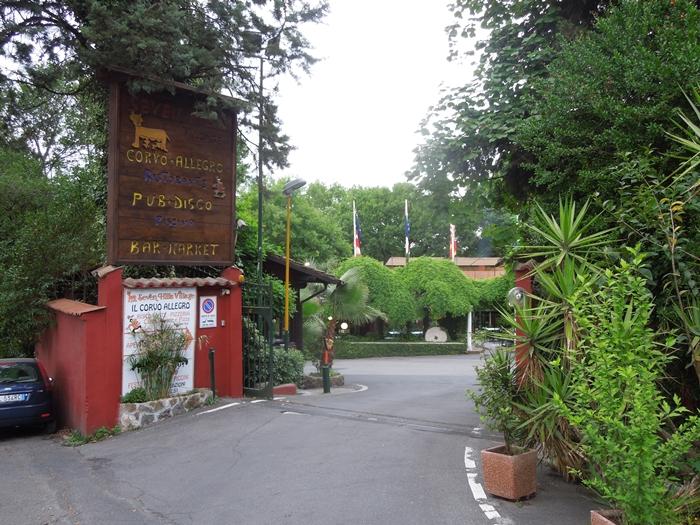 【イタリア09】ナポリからローマへの移動と、ローマの激安宿「Seven Hills Village 18-35's」 (1)
