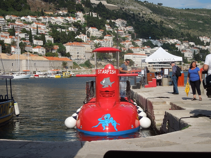 【クロアチア05】アドリア海の真珠!世界遺産の城塞都市ドゥブロヴニク観光Part1 (16)