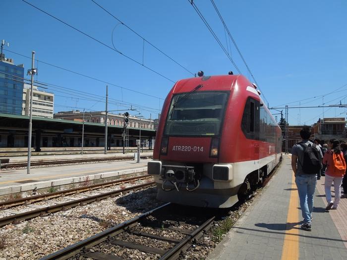 【イタリア02】イタリア上陸!まずはトンガリ屋根の世界遺産アルベロベッロ! (3)