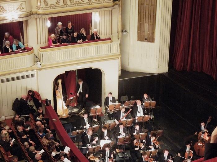 【オーストリア03】「ウィーン国立歌劇場」「Phantastenmuseum Wien」でオペラ鑑賞! (7)