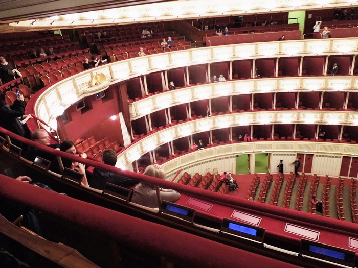 【オーストリア03】「ウィーン国立歌劇場」「Phantastenmuseum Wien」でオペラ鑑賞! (6)