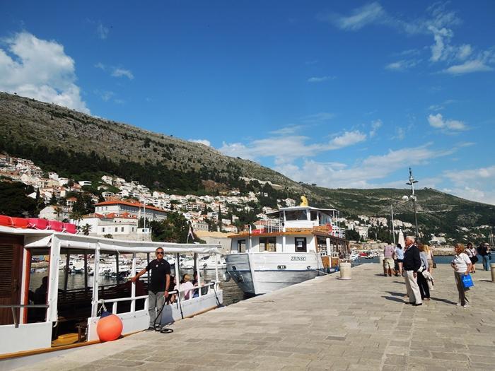 【クロアチア05】アドリア海の真珠!世界遺産の城塞都市ドゥブロヴニク観光Part1 (15)