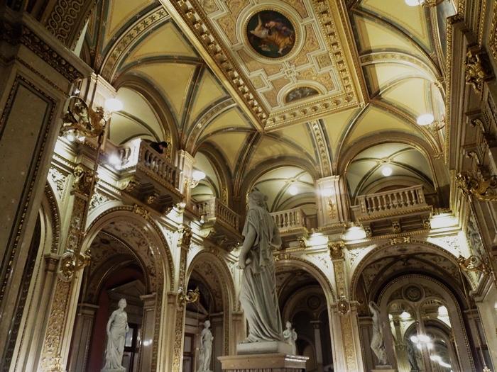 【オーストリア03】「ウィーン国立歌劇場」「Phantastenmuseum Wien」でオペラ鑑賞! (3)