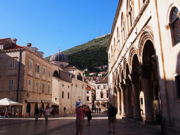 【クロアチア05】アドリア海の真珠!世界遺産の城塞都市ドゥブロヴニク観光Part1 (33)