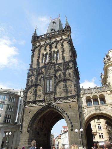 【チェコ02】中世ヨーロッパの雰囲気を色濃く残す世界遺産都市プラハの町歩き (50)