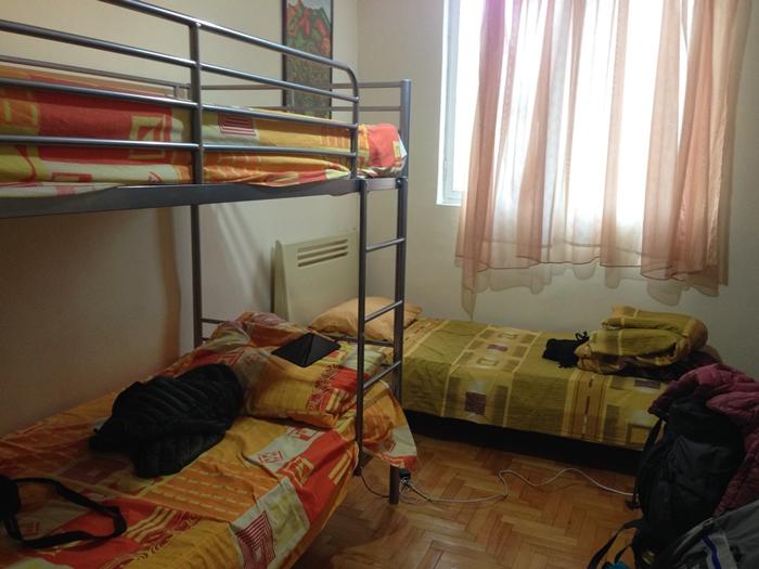 【アルメニア07】エレヴァンの快適な安宿「アプリコット・ホステルApricot Hostel Yerevan」 (1)