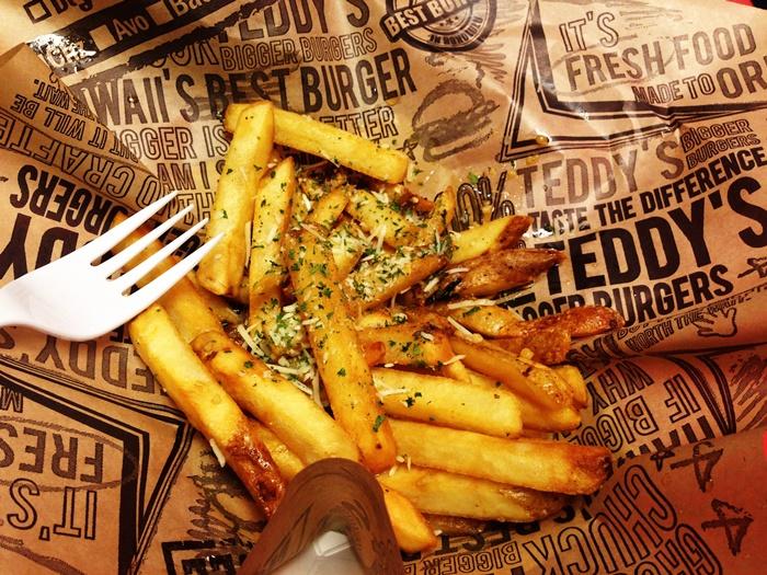 【ハワイ13】絶品!ハワイアンバーガー オススメは「Teddy's Biger Burger」 (5)