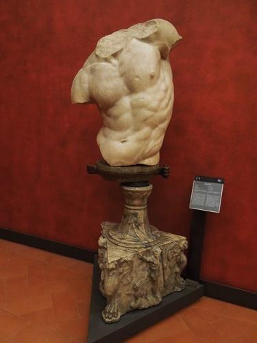 【イタリア13】ルネサンス名画の宝庫ウフィツィ美術館へ!予約方法も。 (6)