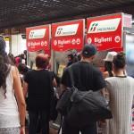 【イタリア18】ヴェネチアからミラノへの移動情報・ミラノ宿情報