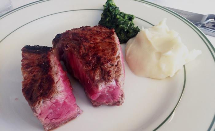 【ハワイ11】ハワイぐらい贅沢しようかと…ワイキキ高めのレストラン「Hou Tree Lanai」「Wolfgang's」「Ray's」 (10)