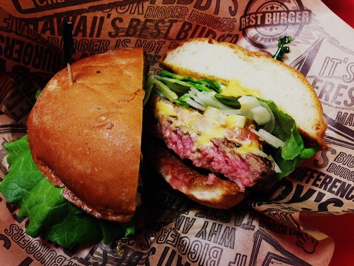 【ハワイ13】絶品!ハワイアンバーガー オススメは「Teddy's Biger Burger」 (4)
