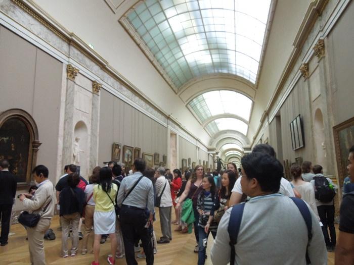 【フランス03】ルーヴル博物館へ行ってみよう!〆はサッポロラーメン♪ (5)