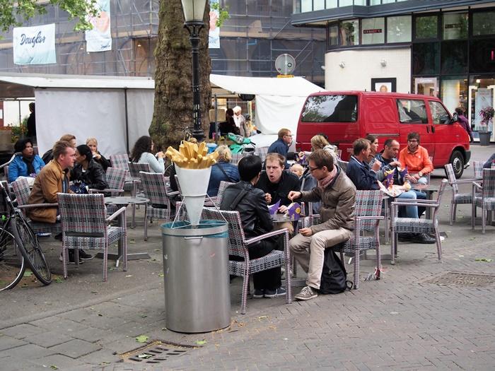 【オランダ03】ミッフィー博物館のあるユトレヒトと世界遺産の風車群キンデルダイクを一日で回ろう!(1)