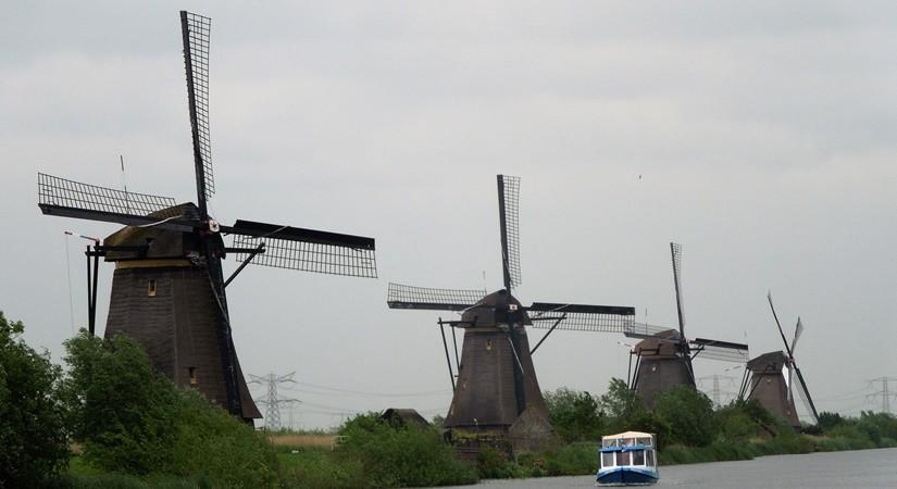 【オランダ04】ミッフィー博物館のあるユトレヒトと世界遺産の風車群キンデルダイクを一日で回ろう!(2)