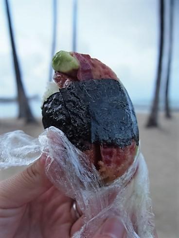 【ハワイ14】おにぎり、タコ焼き、居酒屋…オアフで懐かしすぎる和食に溺れました。。 (8)