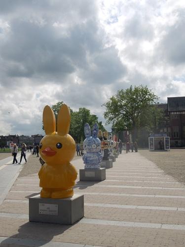 【オランダ02】見どころ盛りだくさんな水の都アムステルダム街歩き! (31)