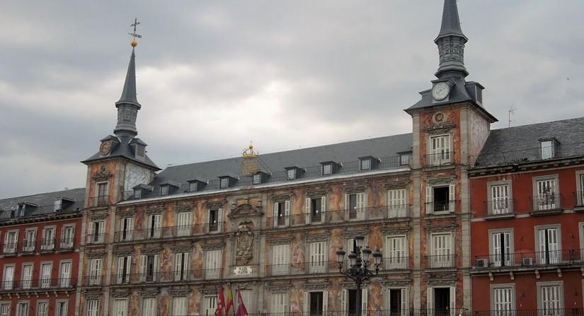 【スペイン01】パリフランスからマドリードスペイン