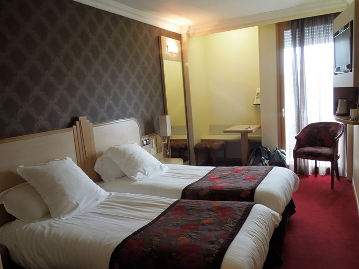 【フランス06】パリからモンサンミッシェルへの移動&超快適ホテル「Le Relais Du Roy」 (5)