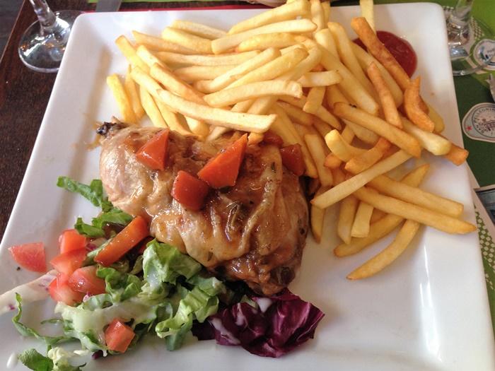 【フランス09】パリで食べた美味しいもの。フランスパン、クロワッサン…美味しいものばかり! (13)