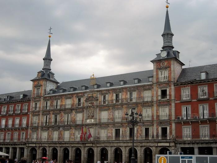 【スペイン01】パリフランスからマドリードスペイン (1)