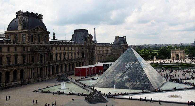 【フランス03】ルーヴル博物館へ行ってみよう!〆はサッポロラーメン♪