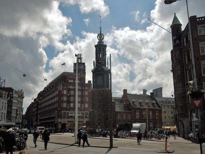 【オランダ02】見どころ盛りだくさんな水の都アムステルダム街歩き! (24)