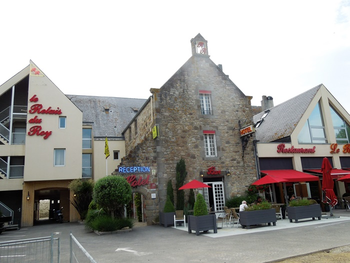 【フランス06】パリからモンサンミッシェルへの移動&超快適ホテル「Le Relais Du Roy」 (4)