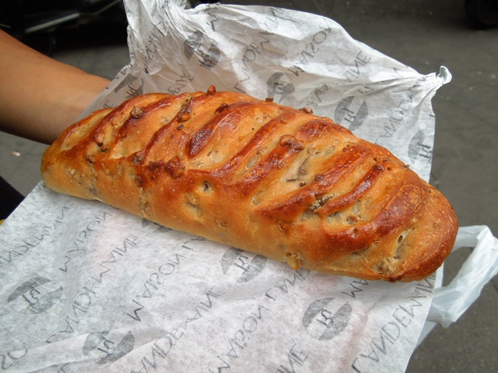 【フランス09】パリで食べた美味しいもの。フランスパン、クロワッサン…美味しいものばかり! (19)