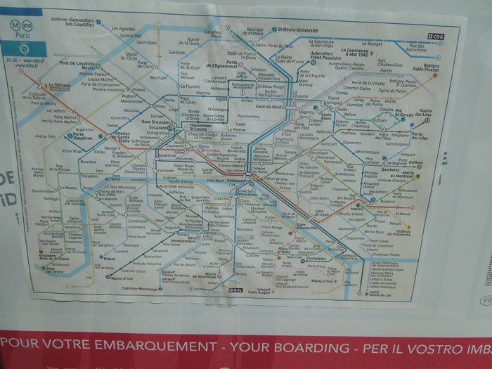 【フランス02】花の都パリをゆっくり歩いてみる&お土産情報も少し。 (2)