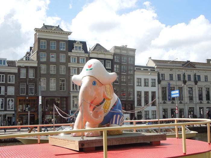 【オランダ02】見どころ盛りだくさんな水の都アムステルダム街歩き! (22)