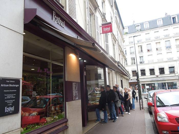 【フランス09】パリで食べた美味しいもの。フランスパン、クロワッサン…美味しいものばかり! (17)