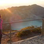 【インドネシア08】これぞ秘境!!クリムトゥ山の三色の火口湖へ!