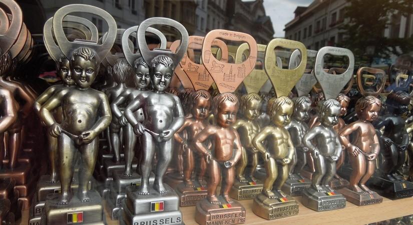 【ベルギー02】小便小僧以外に何があるのか?ブリュッセル街歩き♪お土産まで…