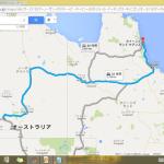 【オーストラリア05】本州往復とほぼ同距離を走破!ケアンズへの道