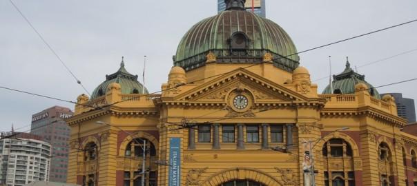 【オーストラリア01】旅の始まりはオーストラリア/メルボルン!