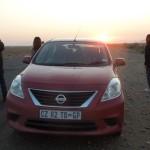 【ナミビア02】ナミビアレンタカーの旅 Part1 ウィントフックからセスリム/ナミブ砂漠へ!