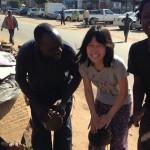 【マラウィ04】モザンビークビザpart1 リロングウェにて問題発生!