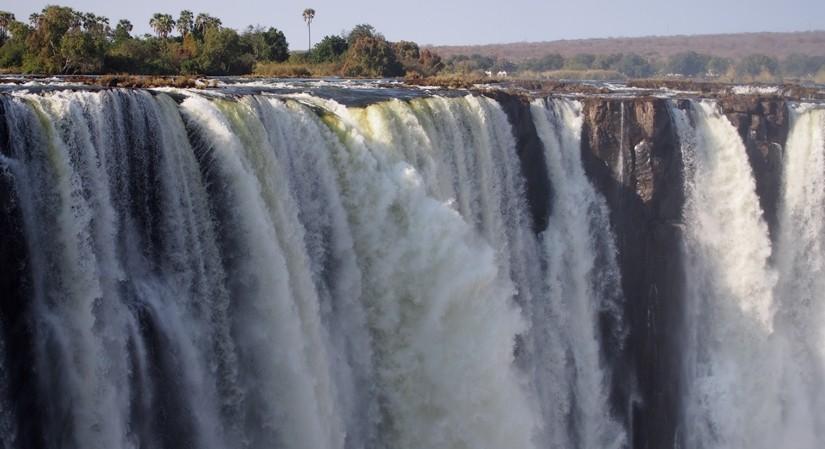 【ジンバブエ03】世界遺産ビクトリアの滝2回目!ジンバブエ編