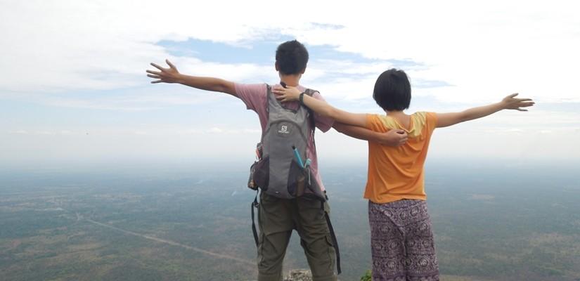 【カンボジア06】カンボジアもう一つの世界遺産、プレアヴィヒア