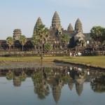 【カンボジア03】世界遺産アンコール遺跡群1 東南アジア屈指の遺跡アンコールワット