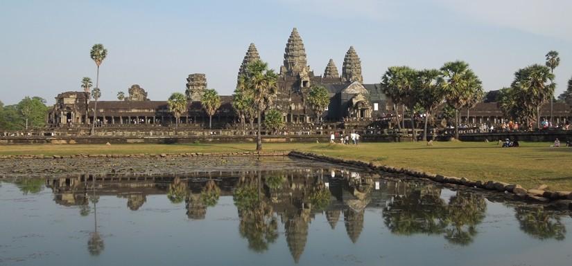 世界遺産アンコール遺跡群1 東南アジア屈指の遺跡アンコールワット (15)