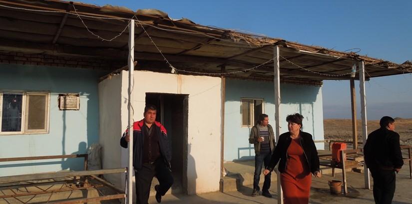 【トルクメニスタン01国境越えと移動情報】ウズベキスタン/ヒヴァからトルクメニスタンを観光し、イラン/マシュハドへ